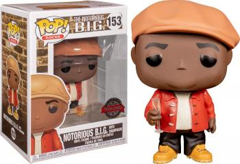 Pop Rocks POP! Vinyl Figure - Notorious B.I.G (Big Poppa) (Special Edition)