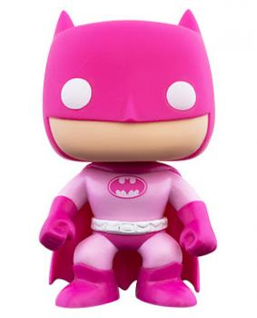 Batman POP! Vinyl Figure -  Batman (Breast Cancer Awareness)