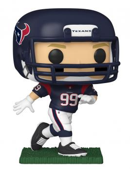 NFL Stars POP! Vinyl Figure - J.J. Watt (Houston Texans) [COLLECTOR]