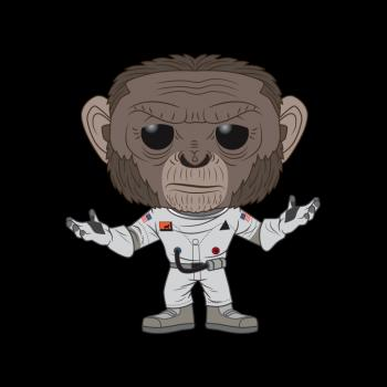 Space Force POP! Vinyl Figure - Marcus the Chimstronaut [COLLECTOR]