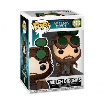 Artemis Fowl POP! Vinyl Figure - Mulch Diggems (Disney) [COLLECTOR]