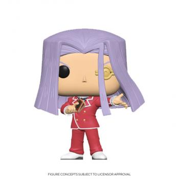 Yu-Gi-Oh! POP! Vinyl Figure - Maximillion Pegasus [COLLECTOR]