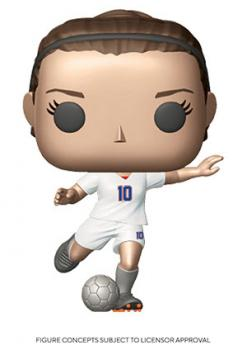 USWNT Soccer Stars POP! Vinyl Figure - Carli Lloyd [COLLECTOR]