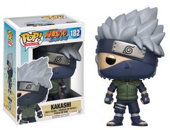 Naruto Shippuden POP! Vinyl Figure - Kakashi [COLLECTOR]