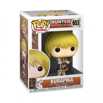 Hunter x Hunter POP! Vinyl Figure - Kurapika [COLLECTOR]