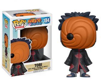 Naruto Shippuden POP! Vinyl Figure - Tobi [COLLECTOR]