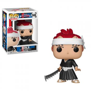 Bleach POP! Vinyl Figure - Renji [COLLECTOR]