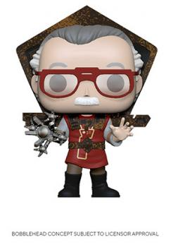 Stan Lee POP! Vinyl Figure - Stan Lee (Thor Ragnarok) [COLLECTOR]