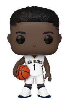NBA Stars POP! Vinyl Figure - Zion Williamson (New Orleans Pelicans)