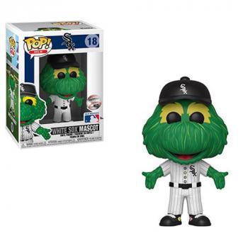 MLB Stars: Mascots POP! Vinyl Figure - Southpaw (Chicago White Sox) [COLLECTOR]