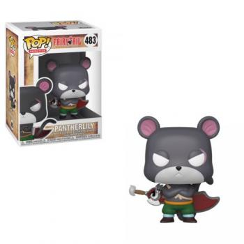 Fairy Tail POP! Vinyl Figure - Pantherlily [COLLECTOR]