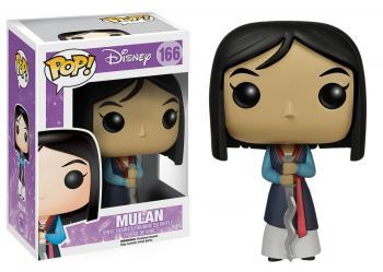 Mulan POP! Vinyl Figure - Mulan (Disney)