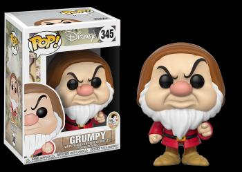 Snow White POP! Vinyl Figure - Grumpy (Disney) [COLLECTOR]