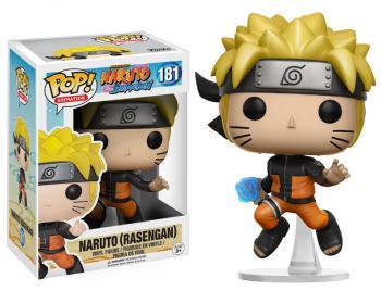 Naruto Shippuden POP! Vinyl Figure - Naruto Rasengan [COLLECTOR]