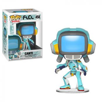 FLCL POP! Vinyl Figure - Canti [COLLECTOR]