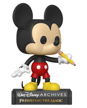 Archives Disney POP! Vinyl Figure - Mickey Mouse (Classic)