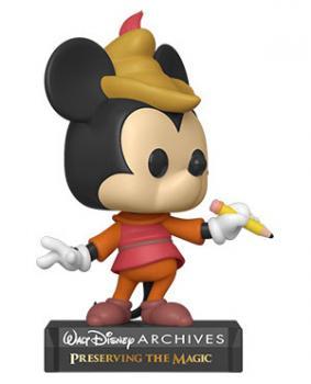 Archives Disney POP! Vinyl Figure - Mickey Mouse (Tailor)