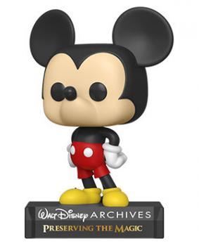Archives Disney POP! Vinyl Figure - Mickey Mouse (Modern)