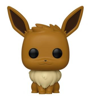 Pokemon POP! Vinyl Figure - Eevee [COLLECTOR]