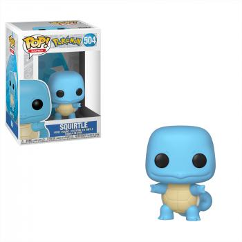 Pokemon POP! Vinyl Figure - Squirtle [COLLECTOR]