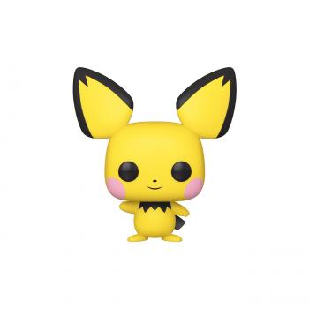 Pokemon POP! Vinyl Figure - Pichu [COLLECTOR]