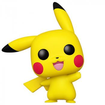 Pokemon POP! Vinyl Figure - Pikachu [COLLECTOR]
