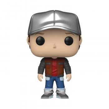 Back to the Future POP! Vinyl Figure - Marty (Future Outfit) [COLLECTOR]