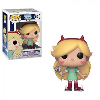 Star Vs Forces of Evil POP! Vinyl Figure - Star Butterfly (Disney) [COLLECTOR]