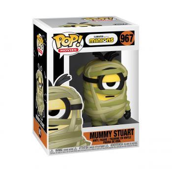 Halloween Minions POP! Vinyl Figure - Mummy Stuart [COLLECTOR]