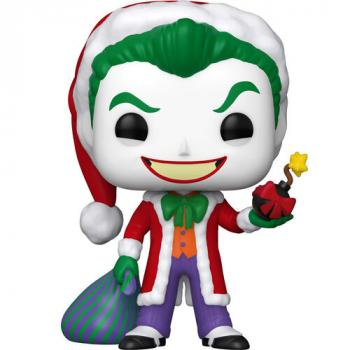 DC Comics Holiday POP! Vinyl Figure -  Joker (Santa)