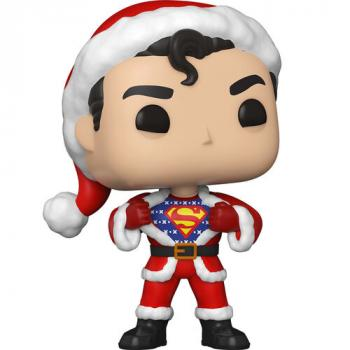 DC Comics Holiday POP! Vinyl Figure - Superman w/ Sweater  [COLLECTOR]
