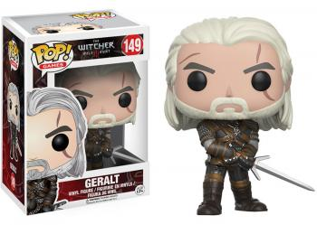 Witcher POP! Vinyl Figure - Geralt