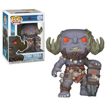 God of War POP! Vinyl Figure - Fire Troll [COLLECTOR]