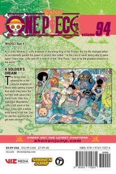 One Piece Manga Vol.  94
