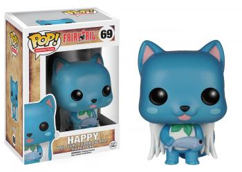 Fairy Tail POP! Vinyl Figure - Happy