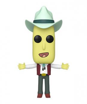Rick and Morty POP! Vinyl Figure - Mr. Poopy Butthole Auctioneer