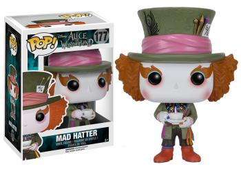 Alice In Wonderland Movie POP! Vinyl Figure - Mad Hatter (Disney) [COLLECTOR]