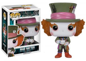 Alice In Wonderland Movie POP! Vinyl Figure - Mad Hatter (Disney)