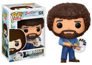 POP! Television POP! Vinyl Figure - Bob Ross