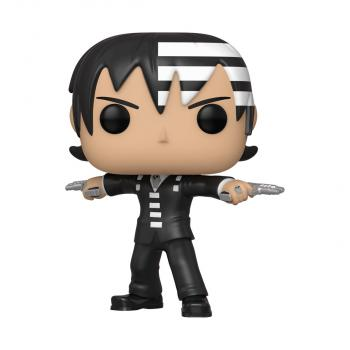 Soul Eater POP! Vinyl Figure - Death the Kid [COLLECTOR]