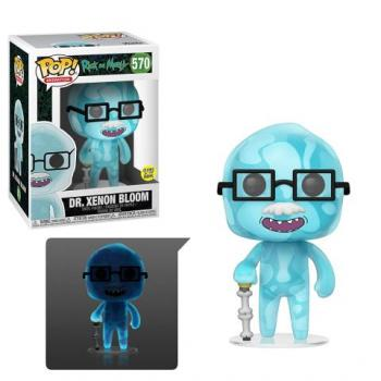 Rick and Morty POP! Vinyl Figure - Dr. Xeno Bloom