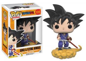 Dragon Ball Z POP! Vinyl Figure - Goku & Flying Nimbus [COLLECTOR]