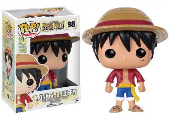One Piece POP! Vinyl Figure - Monkey D. Luffy [COLLECTOR]