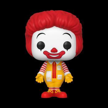 McDonald's Ad Icons POP! Vinyl Figure - Ronald McDonald  [STANDARD]