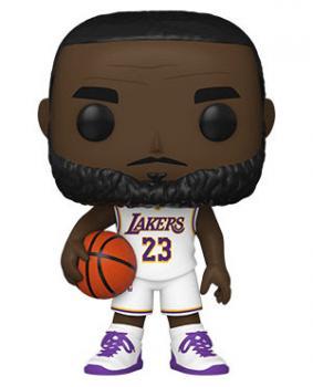 NBA Stars POP! Vinyl Figure - LeBron James (Alternate) (Los Angeles Lakers) [STANDARD]