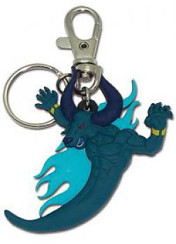 Blue Dragon Key Chain - Minotaur