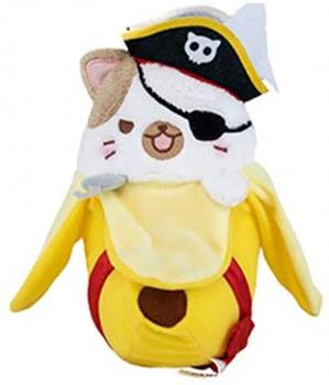 Bananya Funko Plush - Pirate Bananya