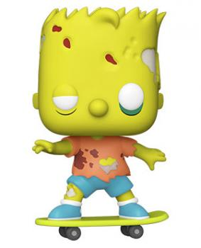 Treehouse of Horror Simpsons  POP! Vinyl Figure - Zombie Bart