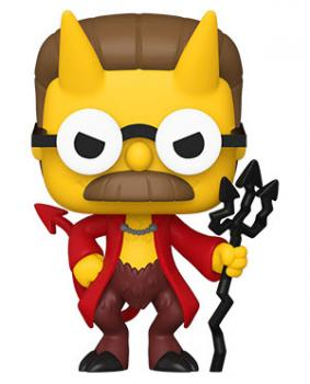 Treehouse of Horror Simpsons  POP! Vinyl Figure - Devil Flanders