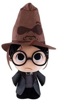 Harry Potter SuperCute Plush - Harry Potter w/ Sorting Hat